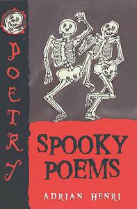 Henri-Adrian-Spooky-Poems-Book