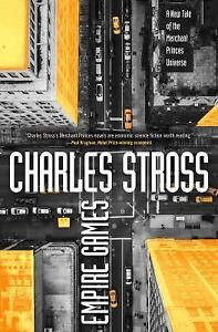 Empire Games: Empire Games 1 by Charles Stross