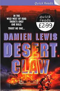 Desert Claw (Quick Read), 0099493535, New Book