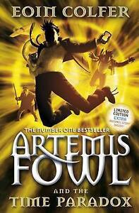 Artemis Fowl and the Time Paradox by Eoin Colfer (Paperback, 2009)