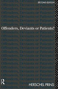 Offenders, Deviants or Patients?-ExLibrary