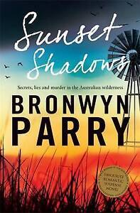 SUNSET SHADOWS - Bronwyn Parry - NEW Paperback - FREE FAST P & H in Australia