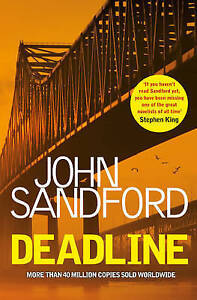 Sandford, John, Deadline (Virgil Flowers 8), Very Good Condition Paperback