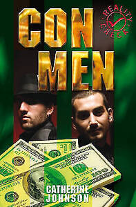 Con Men by Catherine Johnson, Kevin Hopgood (Paperback, 2009)