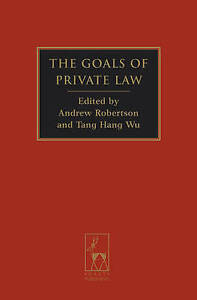 NEW The Goals of Private Law