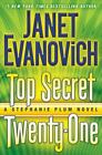 Top Secret Twenty-One by Janet Evanovich (2014, Hardcover)