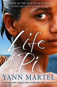 Life of Pi, Martel, Yann, New Book