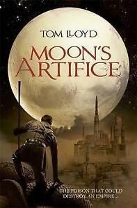 Moon's Artifice by Lloyd, Tom