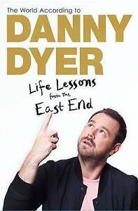 The World According to Danny Dyer by Danny Dyer Paperback Book