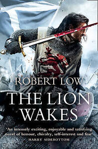 The Lion Wakes by Robert Low (Paperback)