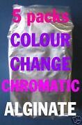 Chromatic Alginate