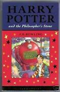 Harry Potter Stone First Edition