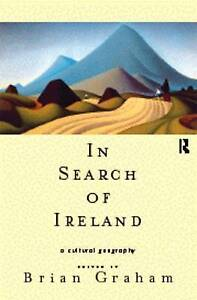 In Search of Ireland: A Cultural Geography-ExLibrary