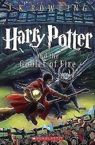 Harry Potter and the Goblet of Fire von Joanne K. Rowling (2013, Taschenbuch)