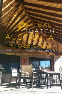 Bali Huts | Thatch