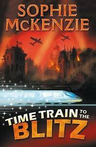 Time Train to the Blitz,GOOD Book