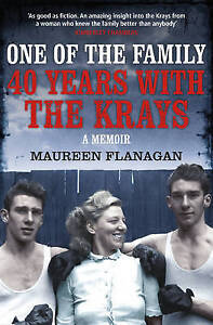 One of the Family: 40 Years with the Krays, Jacky Hyams, Maureen Flanagan, New