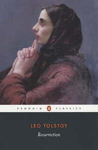 Resurrection (Penguin Classics)-ExLibrary