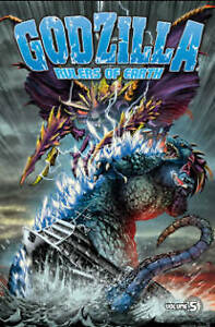 Godzilla: Rulers of Earth, Volume 5 by Mowry, Chris -Paperback