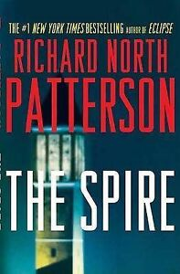 The-Spire-by-Richard-North-Patterson-Hardback-2009-FREE-DELIVERY-TO-AUS