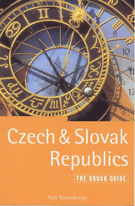 The Rough Guide to the Czech and Slovak Republics (Rough Guide Travel Guides), N