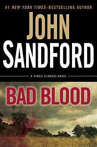 Bad Blood: a Virgil Flowers novel Sandford, John Hardcover