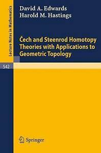 Cech and Steenrod Homotopy Theories with Applications to Geometric-ExLibrary