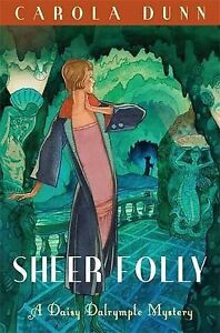 Carola-Dunn-Sheer-Folly-Daisy-Dalrymple-Book