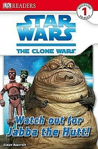 *READ ONCE* Star Wars: The Clone Wars Level 1 Reader