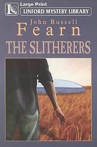 Fearn, John Russell, The Slitherers (Linford Mystery), Very Good Book