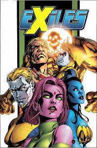 Exiles Vol. 11: Timebreakers (X-Men) (v. 11)
