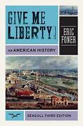 Give Me Liberty Foner