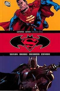 Superman Batman Sorcerer Kings trade p/b graphic novel