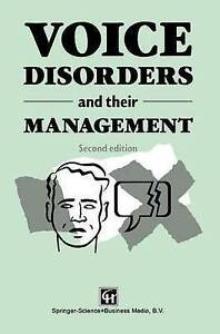 Voice Disorders and their Management-ExLibrary