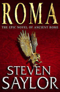 """AS NEW"" Saylor, Steven, Roma (Rome 1) Book"