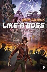 Like a Boss by Rakunas, Adam -Paperback