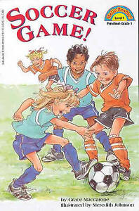 NEW Soccer Game! by Grace Maccarone
