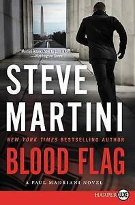 Blood Flag: A Paul Madriani Novel by Martini, Steve -Paperback