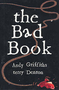 The-Bad-Book-By-Andy-Griffiths