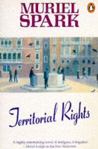 Very Good, Territorial Rights, Spark, Muriel, Book