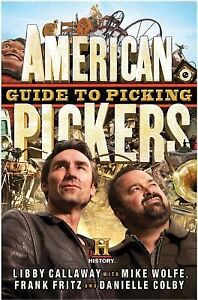 American pickers guide to picking history channel 1401324487 ebay