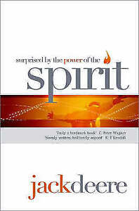 Surprised by the Power of the Holy Spirit-ExLibrary