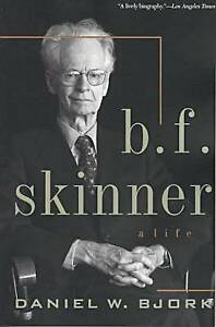 B.F. Skinner: A Life-ExLibrary
