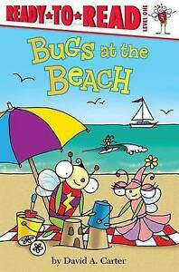Bugs at the Beach By Carter, David A. 9781481440516 -Hcover
