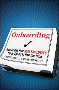 Onboarding: How to Get Your New Employees Up to Speed in Half the Time by George