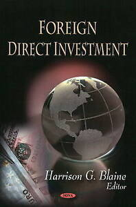 Foreign Direct Investment - New Book