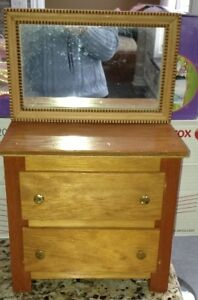 Wooden dressers suitable for American Girl dolls for sale London Ontario image 2
