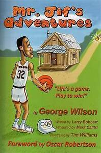 NEW Mr. Jif's Adventures by Larry Dr. Bobbert