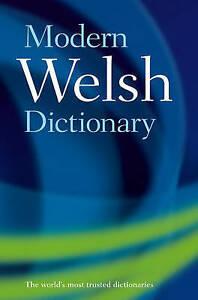Modern Welsh Dictionary, King, Gareth