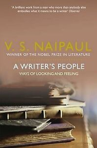 Naipaul  V. S.-Writer`S People  BOOK NEW